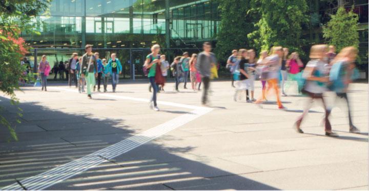 AHS Heustadelgasse - Bildung braucht Bewegung
