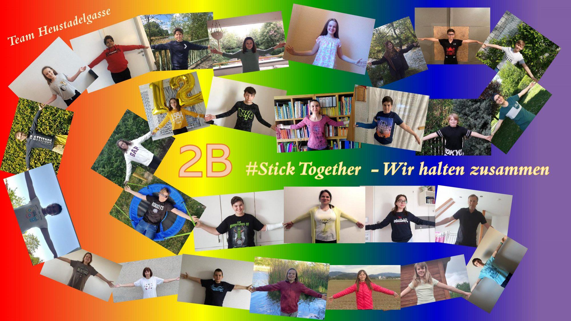 2B_Stick Together